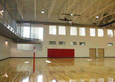CSU Pueblo Student Recreation Center - Gym