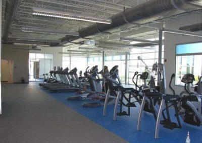 CSU Pueblo Student Recreation Center - Equipment Room