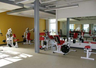 CSU Pueblo Student Recreation Center - Weight Room