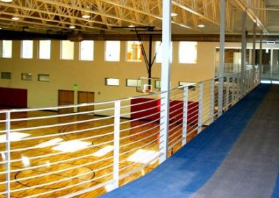 CSU Pueblo Student Recreation Center - Track