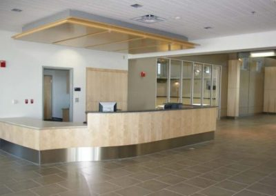CSU Pueblo Student Recreation Center - Front Desk