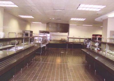 Doss Aviation IFS - Cafeteria