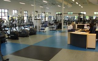 Otero Junior College Fitness Center