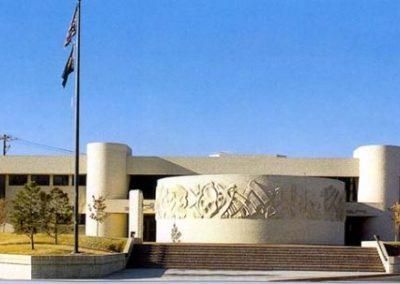 Pueblo City Schools Administration Building - Street View