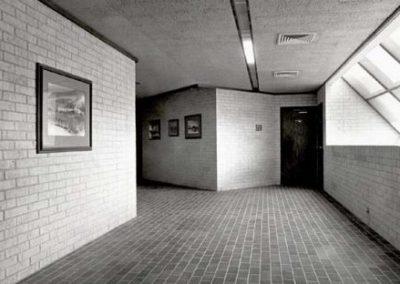 Pueblo City Schools Administration Building - Hall View