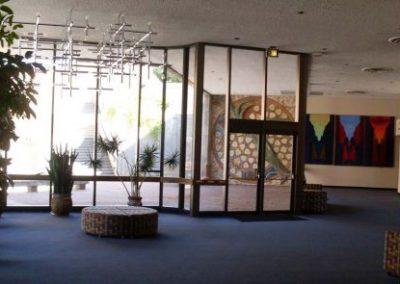 Sangre de Cristo Arts Conference Center Entrance