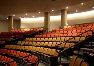 Sangre de Cristo Arts Conference Center Auditorium