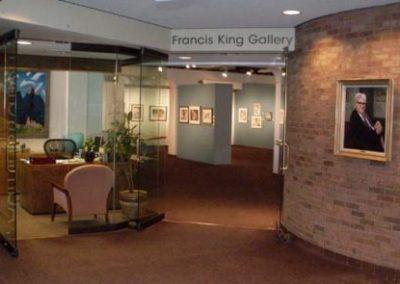 Sangre de Cristo Arts Francis King Gallery