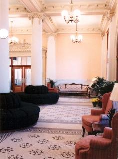 The Vail Hotel Lobby