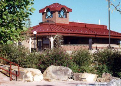 Harp Boathouse Visitor Center