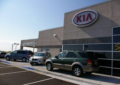 Spradley Dealership – Kia, Lincoln, Mercury & Mazda