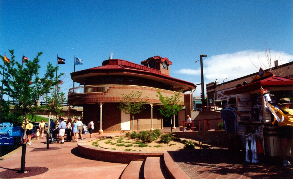 HARP Boathouse
