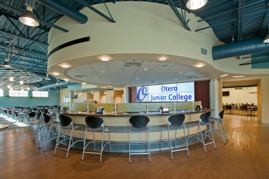OJC Dining Hall
