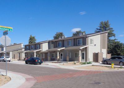 Uplands Townhomes