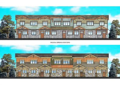 Rose Mountain Townhomes and Clubhouse